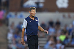 16 September 2016: Pitt head coach Jay Vidovich. The University of North Carolina Tar Heels hosted the University of Pittsburgh Panthers in Chapel Hill, North Carolina in a 2016 NCAA Division I Men's Soccer match. UNC won the game 1-0.