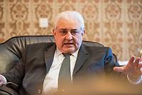 2019/03/14 Politik | Portrait | russ. Botschafter | Sergej J. Netschajew