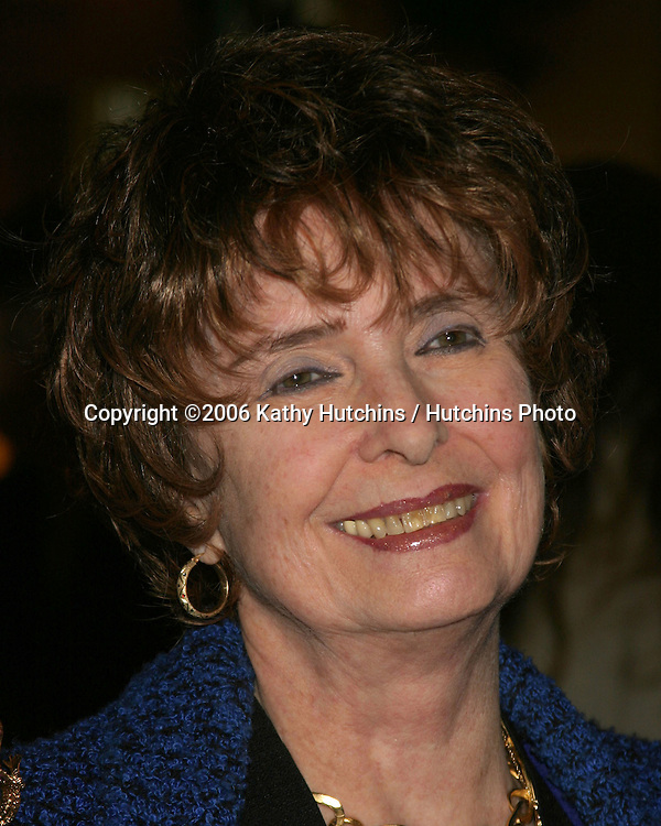 Margaret O'Brien.Professional Dancer's Society Luncheon.Beverly Hilton Hotel.Beverly Hills, CA.February 25, 2006.©2006 Kathy Hutchins / Hutchins Photo....