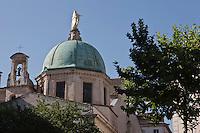 Europe/France/Provence-Alpes-Côte d'Azur/84/Vaucluse/Lubéron/Apt: Dôme de la cathédrale Sainte Anne