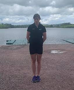 Women's Single Scull (BW1x) Claire Feerick (Neptune)