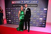 Picture by Simon Wilkinson/SWpix.com - 03/10/2017 - Rugby League BETFRED Super League Man of Steel Awards Dinner 2017 - The Steve Prescott MBE Man of Steel - Zak Hardaker