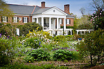 Boone Hall Plantation gardens, Mt. Pleasant, SC