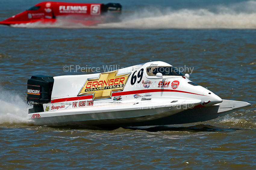Jimmie Merleau (#69)           (Formula 1/F1/Champ class)