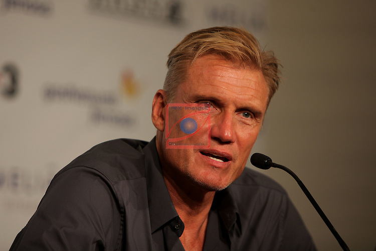 49 Festival Internacional de Cinema Fantastic de Catalunya-Sitges 2016.<br /> Conference Press Don't Kill It.<br /> Dolph Lundgren.