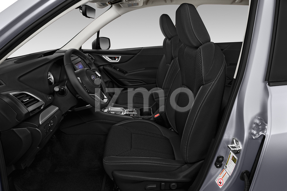 Front seat view of a 2020 Subaru Forester Premium 5 Door Wagon front seat car photos