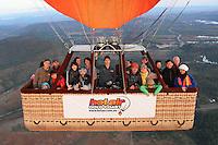 20150826 August 26 Hot Air Balloon Gold Coast
