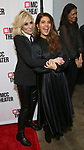 """Judith Light and Marisa Tomei attends MCC Theater's Inaugural All-Star  """"Let's Play! Celebrity Game Night"""" at the Garage on November 03, 2019 in New York City."""