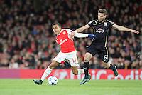 Arsenal vs Dinamo Zagreb 24-11-15
