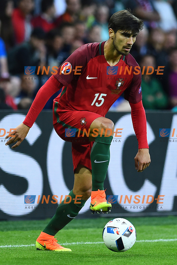 Andre Gomes Portugal <br /> Saint-Etienne 14-06-2016 Stadium Geoffroy-Guichard Football Euro2016 Portugal-Iceland / Portogallo-Islanda Group Stage Group F<br /> Foto Massimo Insabato / Insidefoto