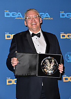 LOS ANGELES, CA. February 02, 2019: Adam McKay at the 71st Annual Directors Guild of America Awards at the Ray Dolby Ballroom.<br /> Picture: Paul Smith/Featureflash