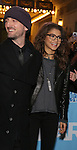 Zendaya, Michael Gracey attends the Broadway Opening Night Performance of 'Dear Evan Hansen'  at The Music Box Theatre on December 4, 2016 in New York City.