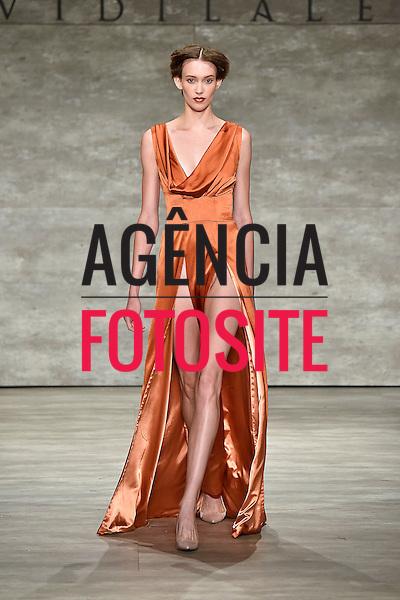 Nova Iorque, EUA &sbquo;09/2014 - Desfile de David Tlale durante a Semana de moda de Nova Iorque  -  Verao 2015. <br /> <br /> Foto: FOTOSITE
