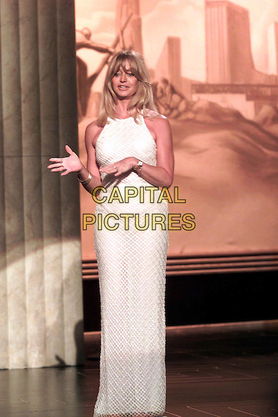 GOLDIE HAWN.in NBC 75th Anniversary.TV Filmstill - Editorial Use Only.Ref: FB.www.capitalpictures.com.sales@capitalpictures.com.Supplied by Capital Pictures