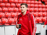 Panos Retsos of Sheffield Utd during the Premier League match at Bramall Lane, Sheffield. Picture date: 9th February 2020. Picture credit should read: Simon Bellis/Sportimage