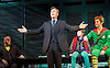 Elf <br /> by Thomas Meehan and Bob Martin <br /> at the Dominion Theatre, London, Great Britain <br /> press photocall <br /> 2nd November 2015 <br /> <br /> <br /> <br /> Joe McGann Walter Hobbs<br /> <br /> <br /> <br /> Photograph by Elliott Franks <br /> Image licensed to Elliott Franks Photography Services