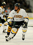 30 December 2007: University of Vermont Catamounts' forward Viktor Stalberg, a Sophomore from Gothenburg, Sweden, in action against the Quinnipiac University Bobcats at Gutterson Fieldhouse in Burlington, Vermont. The Bobcats defeated the Catamounts 4-1 to win the Sheraton/TD Banknorth Catamount Cup Tournament...Mandatory Photo Credit: Ed Wolfstein Photo