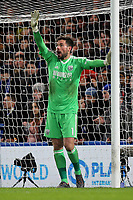 West Brom goalkeeper, Ben Foster during Chelsea vs West Bromwich Albion, Premier League Football at Stamford Bridge on 12th February 2018