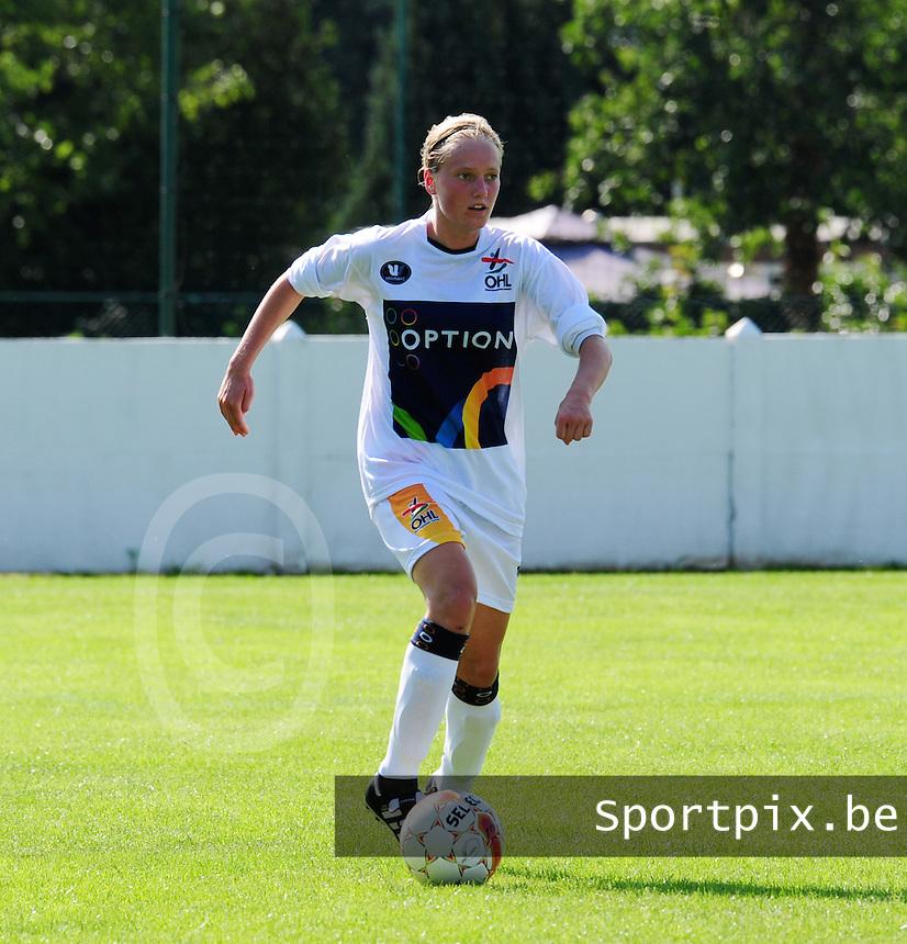 OHL Oud Heverlee Leuven - Evas Tienen : Lien Wevers