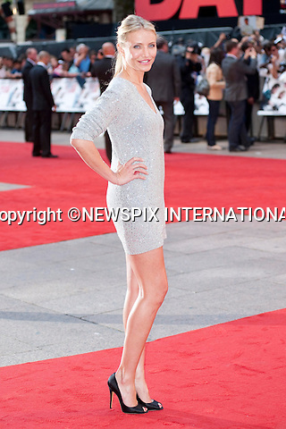 "CAMERON DIAZ.Attend the UK premiere of Knight and Day, London_England_22/07/2010..Mandatory Photo Credit: ©Dias/Newspix International..**ALL FEES PAYABLE TO: ""NEWSPIX INTERNATIONAL""**..PHOTO CREDIT MANDATORY!!: NEWSPIX INTERNATIONAL(Failure to credit will incur a surcharge of 100% of reproduction fees)..IMMEDIATE CONFIRMATION OF USAGE REQUIRED:.Newspix International, 31 Chinnery Hill, Bishop's Stortford, ENGLAND CM23 3PS.Tel:+441279 324672  ; Fax: +441279656877.Mobile:  0777568 1153.e-mail: info@newspixinternational.co.uk"