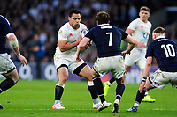 Ben Te'o of England. RBS Six Nations match between England and Scotland on March 11, 2017 at Twickenham Stadium in London, England. Photo by: Patrick Khachfe / Onside Images