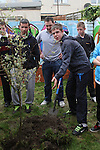 Podge at the Open Day for Boyne Garda Youth Project...Picture Jenny Matthews/Newsfile.ie