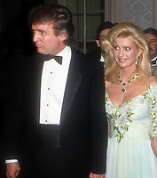 IvanaTrump and Donald Trump Undated<br /> Photo By John Barrett/PHOTOlink