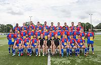 London Broncos - Team Photos (Super 8s) - 28.07.2017
