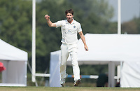Tim Murtagh of Middlesex CCC during Middlesex CCC vs Hampshire CCC, Bob Willis Trophy Cricket at Radlett Cricket Club on 11th August 2020