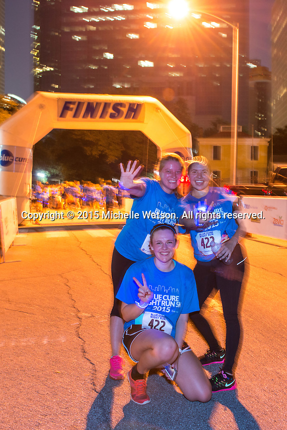 Blue Cure Night Run