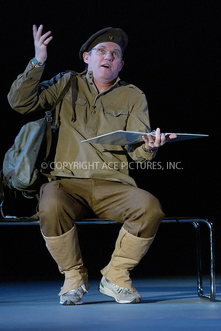 "WWW.ACEPIXS.COM . . . . . ....March 16 2006, New York City....Actor Richard Thomas attends rehersals for ""Story of a Soldier"" as part of the ""Wall to Wall Stravinsky""  performance at the Symphony Space on the Upper West Side of Manhattan. ....Please byline: KRISTIN CALLAHAN - ACEPIXS.COM.. . . . . . ..Ace Pictures, Inc:  ..Philip Vaughan (212) 243-8787 or (646) 769 0430..e-mail: info@acepixs.com..web: http://www.acepixs.com"