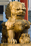 Chinatown Tiger Statue, Portland, Oregon