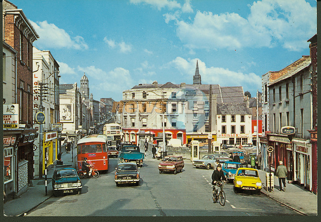 Drogheda in the Early 60's Bull ring