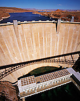 Grand Canyon Dam, Colorado River, Arizona, US