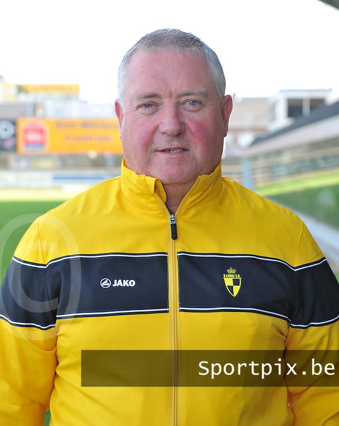 WD Lierse SK B : Leo Callens .foto Joke Vuylsteke / Vrouwenteam.be