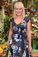 Nikki Chapman<br /> at the Chelsea Flower Show 2018, London<br /> <br /> ©Ash Knotek  D3402  21/05/2018