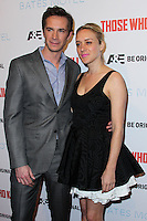 "HOLLYWOOD, LOS ANGELES, CA, USA - FEBRUARY 26: James D'Arcy, Chloe Sevigny at the Premiere Party For A&E's Season 2 Of ""Bates Motel"" & Series Premiere Of ""Those Who Kill"" held at Warwick on February 26, 2014 in Hollywood, Los Angeles, California, United States. (Photo by Xavier Collin/Celebrity Monitor)"
