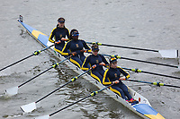Crew: 225   Sir William Perkins's School Rowing Club   Championship Girls Quads<br /> <br /> Schools' Head of the River 2018<br /> <br /> To purchase this photo, or to see pricing information for Prints and Downloads, click the blue 'Add to Cart' button at the top-right of the page.