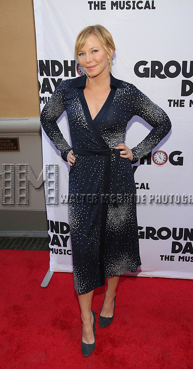 Kelli Giddish attends the Broadway Opening Night performance of 'Groundhog Day' at the August Wilson Theatre on April 17, 2017 in New York City