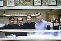 the restaurant team the restaurant team Restaurant La Garrocha Valladolid spain castile and leon