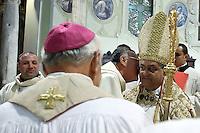 20130228 Napoli Preghiera per Papa Benedetto XVI al Duomo