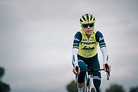 Ellen van Dijk (NED/Trek-Segafredo)<br /> <br /> Team Trek-Segafredo women's team<br /> training camp<br /> Mallorca, january 2019<br /> <br /> &copy;kramon