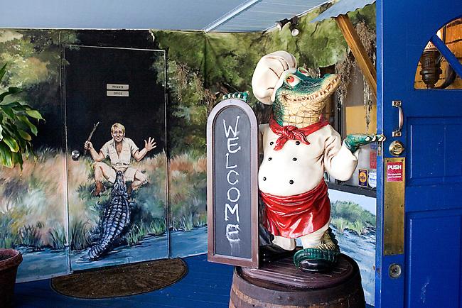 Black Hammock Restaurant, Orlando, Florida