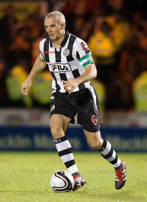 Jim Goodwin, St Mirren