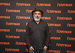 """Jez Butterworth attends the Meet the Broadway cast of """"The Ferryman"""" during the press photo call on October 4, 2018 at Sardi's in New York City."""