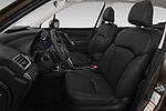 Front seat view of a 2019 Subaru Forester Luxury 5 Door SUV front seat car photos