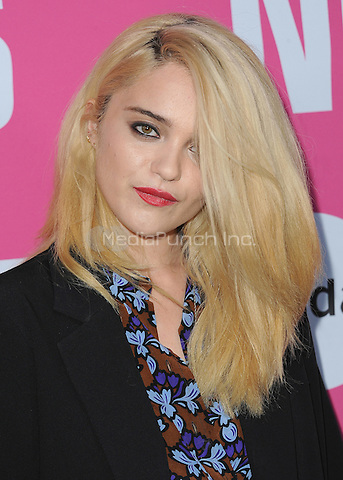 "LOS ANGELES, CA - AUGUST 7:  Sky Ferreira at the Los Angeles premiere of ""Mistress America"" at the Ace Hotel on August 7, 2015 in Los Angeles, California. Credit: PGSK/MediaPunch"