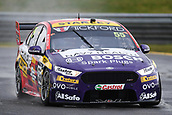 15th September 2017, Sandown Raceway, Melbourne, Australia; Wilson Security Sandown 500 Motor Racing; Chaz Mostert (55) drives the Supercheap Auto Racing Ford Falcon FG-X during Supercars practice