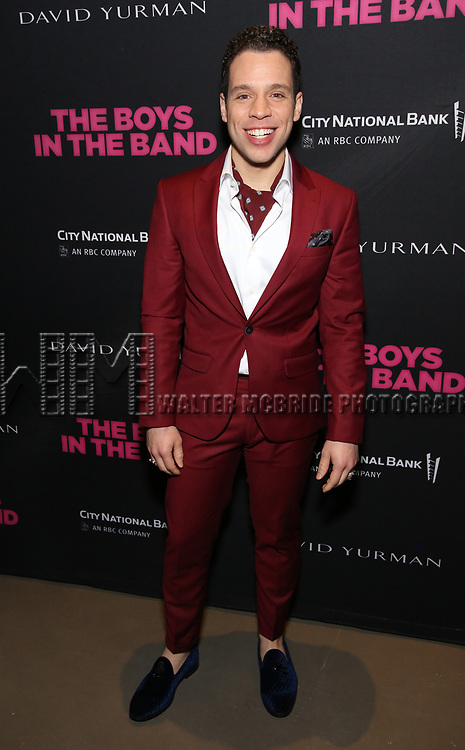 Robin de Jesus attends the 'The Boys In The Band' 50th Anniversary Celebration at The Second Floor NYC on May 30, 2018 in New York City.