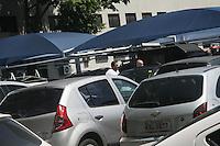 RIO DE JANEIRO, RJ, 08.02.2017 - EIKE-BATISTA - O empresário Eike Batista é visto na Superintendência da Polícia Federal, no centro do Rio, onde prestou depoimento. Ele está preso em Bangu 9 desde o dia 30 de janeiro. Eike foi indiciado pelos crimes de corrupção ativa, lavagem de dinheiro e pertencimento a organização criminosa. (Foto: Celso Barbosa/Brazil Photo Press)